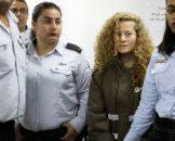 Ahed Tamimi gözaltında